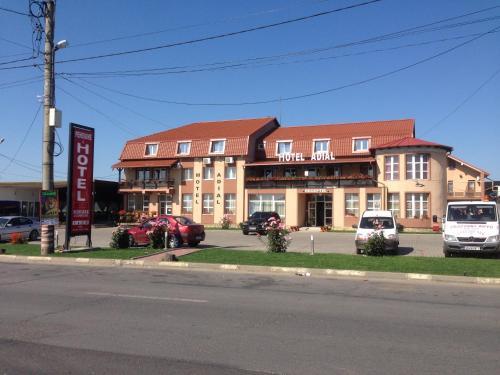 Hotel Adial, Adjud