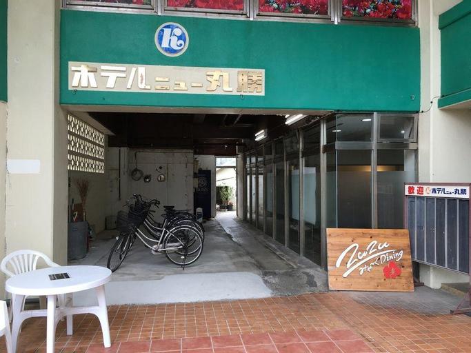 Hotel New Marukatsu, Miyakojima