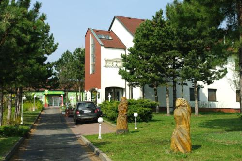 Hotel Sirak, Most