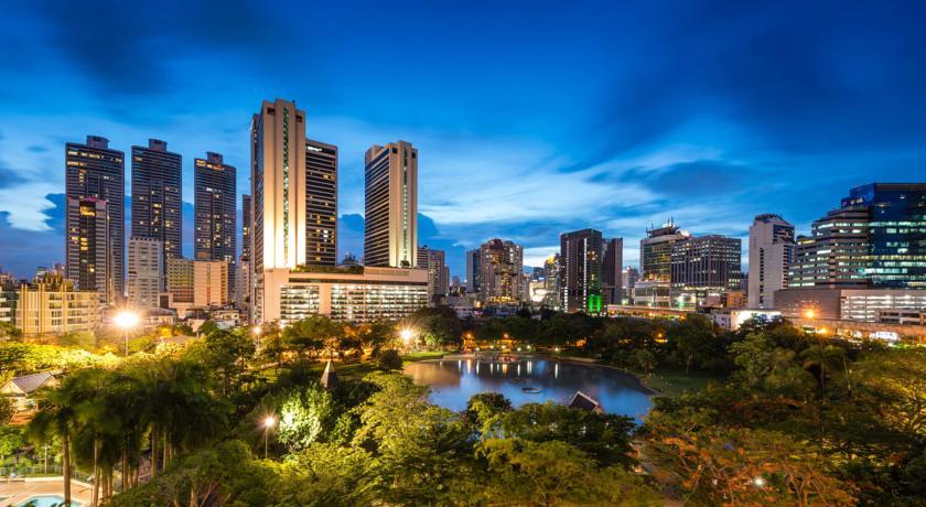 Bangkok Marriott Marquis Queen's Park, Wattana