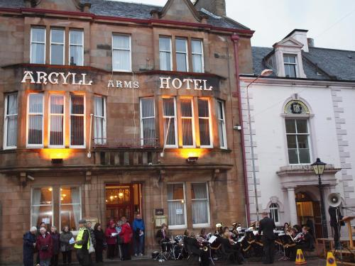 Argyll Arms Hotel, Argyll and Bute