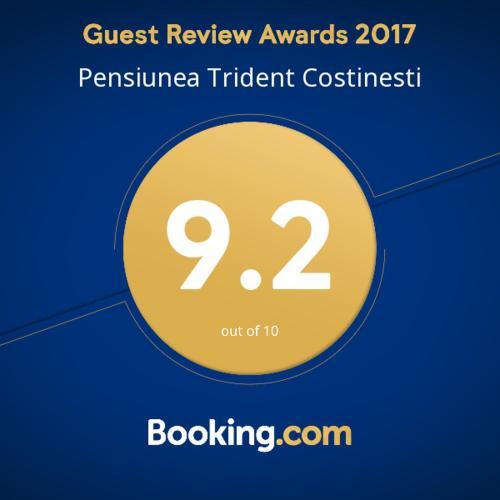 Pensiunea Trident Costinesti, Costinesti