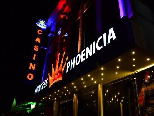 Phoenicia Hotel & Casino, Rainville