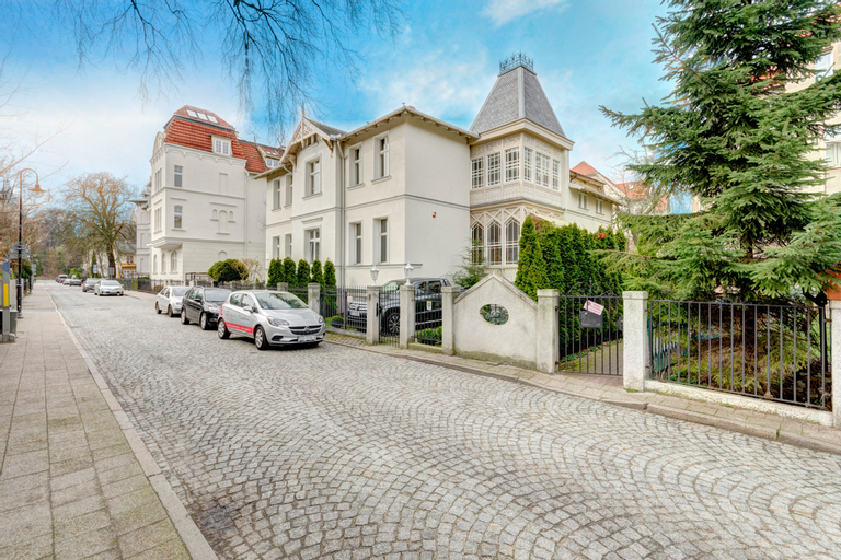 Dom & House Apartments Monte Cassino - Mokwy, Sopot
