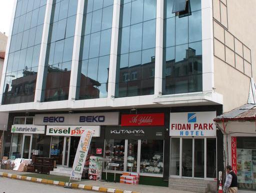 Fidan Park Hotel, Kelkit