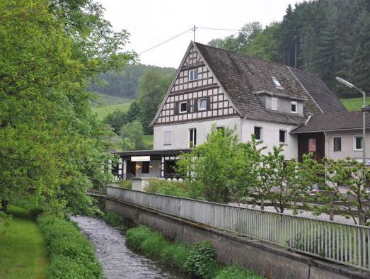 Hotel Zum Tiefenhagen, Olpe