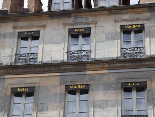 Hotel Vauban, Doubs