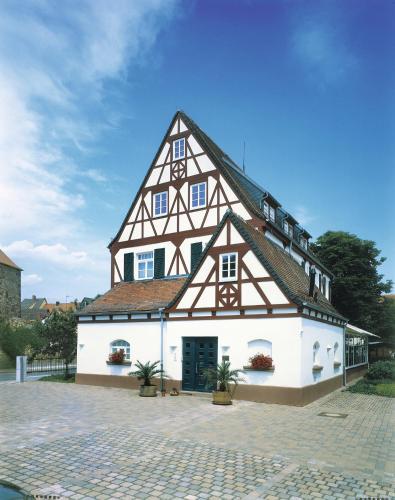 Landhotel Altes Wasserwerk GbR, Bad Dürkheim