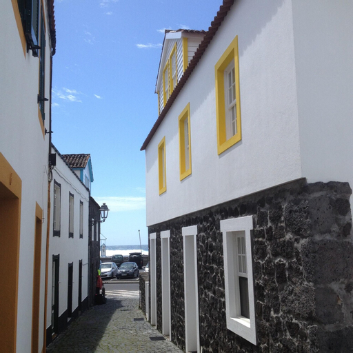 Apartment with one bedroom in Lajes Do Pico with wonderful sea view terrace and WiFi, Lajes do Pico