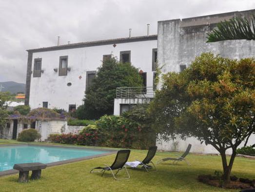Convento de Sao Francisco, Vila Franca do Campo