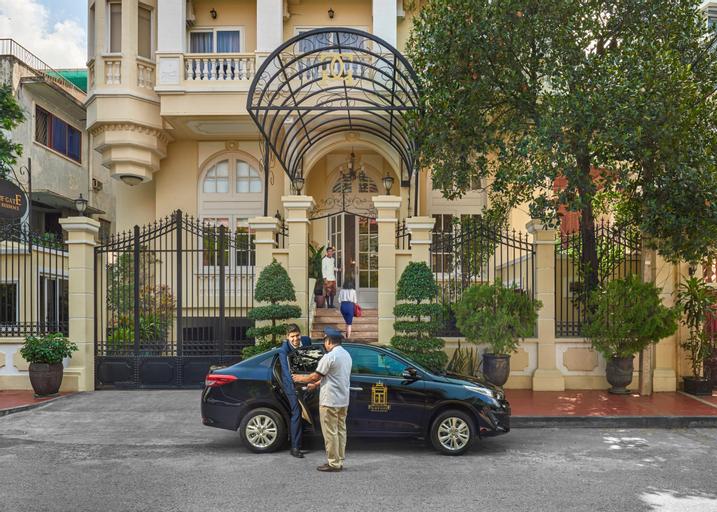 Palace Gate Hotel & Residence, Phnom Penh