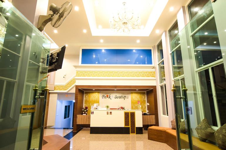 Peak Boutique City Hotel Krabi, Muang Krabi