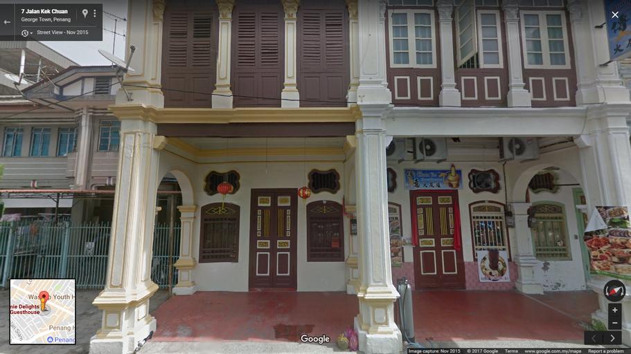 Homie Delights Guesthouse, Pulau Penang