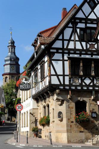Weinkastell Zum Weissen Ross, Bad Dürkheim