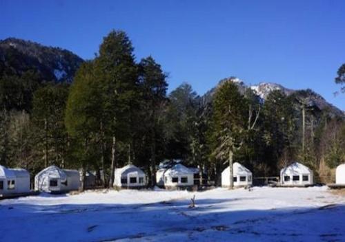 Lodge Nevados de Sollipulli, Cautín