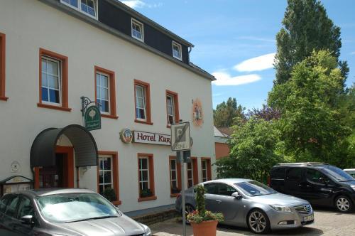 Hotel Kurfurst Garni, Germersheim