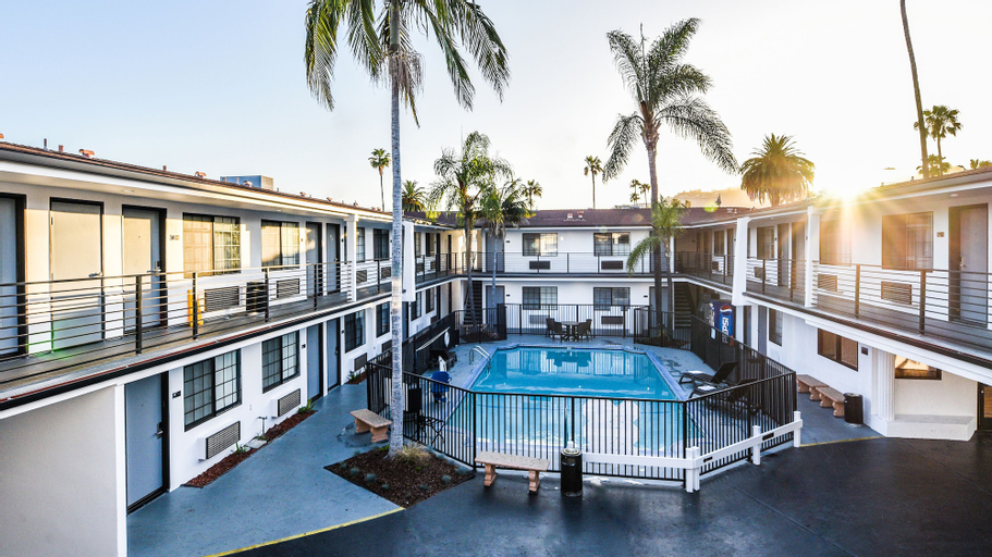 SureStay Collection by Best Western Sunset West Hotel, Los Angeles
