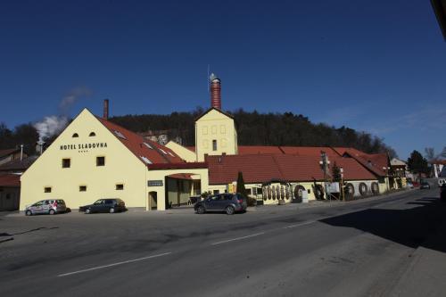 Hotel Sladovna, Blansko