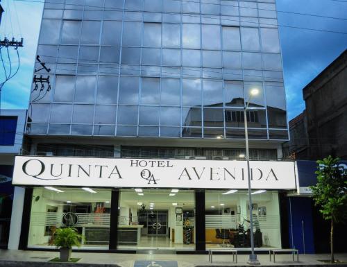 Hotel Quinta Avenida, San José de Cúcuta