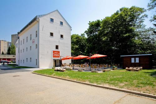 Hotel Zamecka Sypka, Blansko