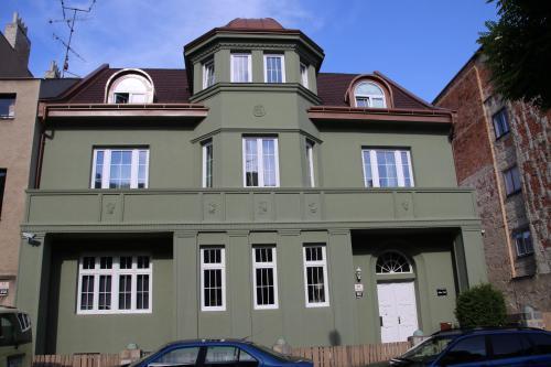 Villa JKC, Brno