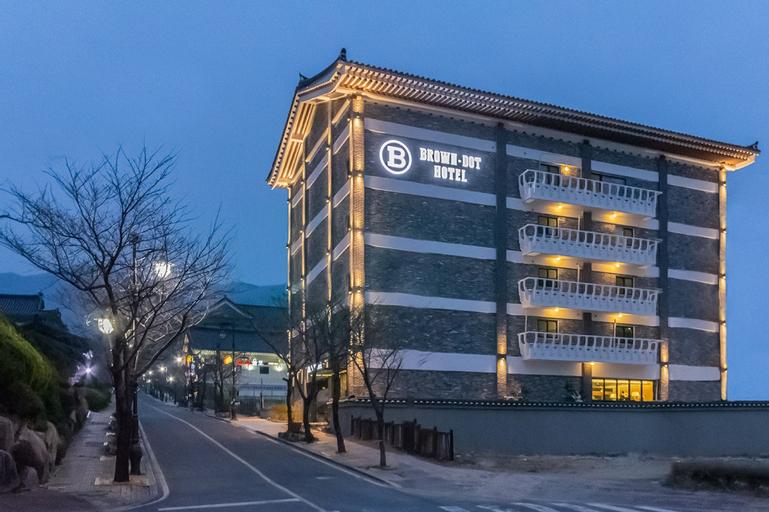 Brown-Dot Hotel Gyeongju, Gyeongju