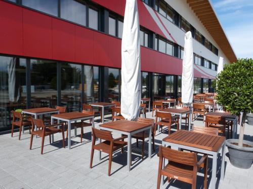 Hotel Tissot Velodrome, Lebern