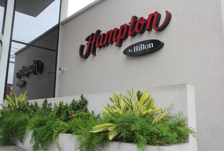 Hampton Inn Santa Cruz/Equipetrol, Andrés Ibáñez
