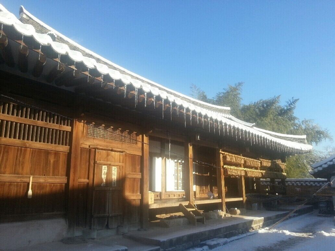 Choongsindang Hanok Traditional House, Geochang