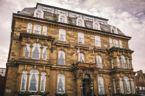 Tynemouth Grand Hotel, North Tyneside