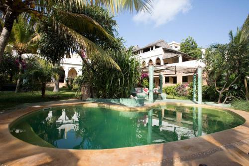 Banana House and Wellness Centre, Lamu West