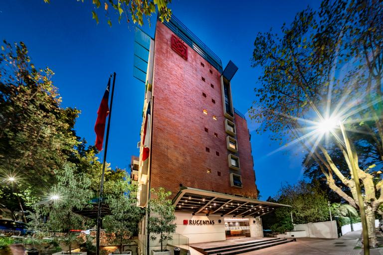 Time Rugendas Hotel, Santiago