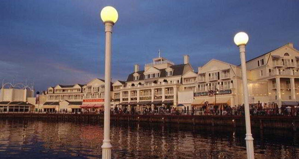 Disney's Boardwalk Villas Package, Orange