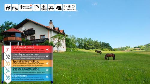 Eco Farm Milanovic, Žagubica