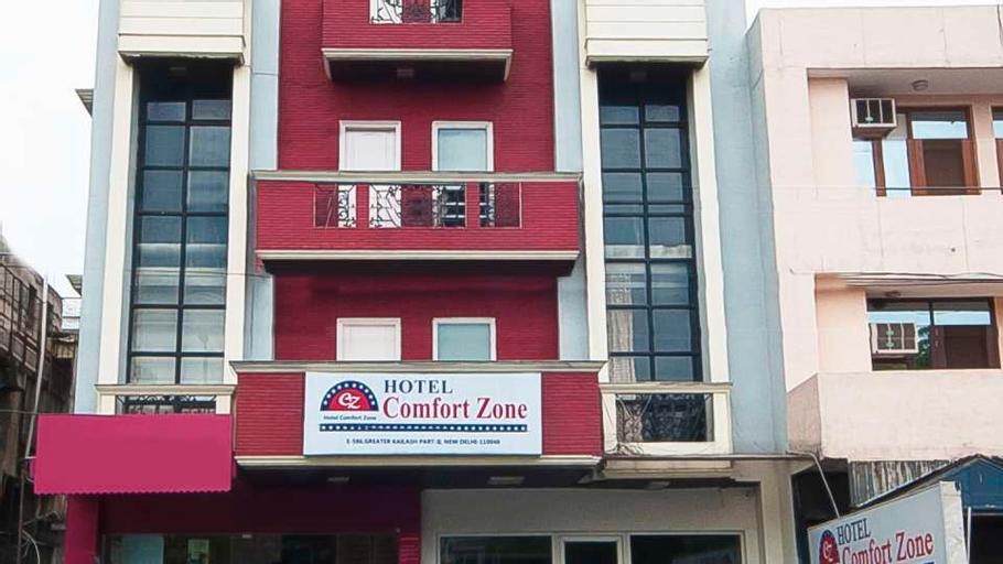 Hotel Comfort Zone, West