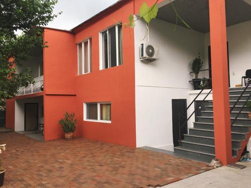 Khvamli Guest House, Lentekhi
