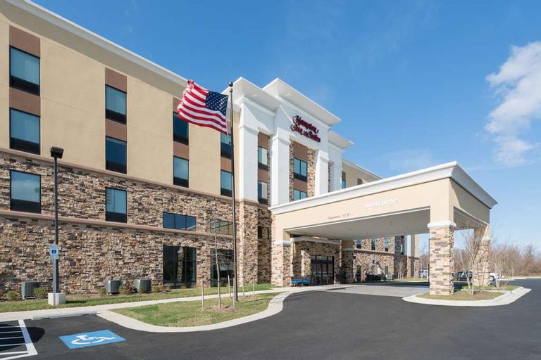 Hampton Inn & Suites Washington D.C./Lanham, MD, Prince George's