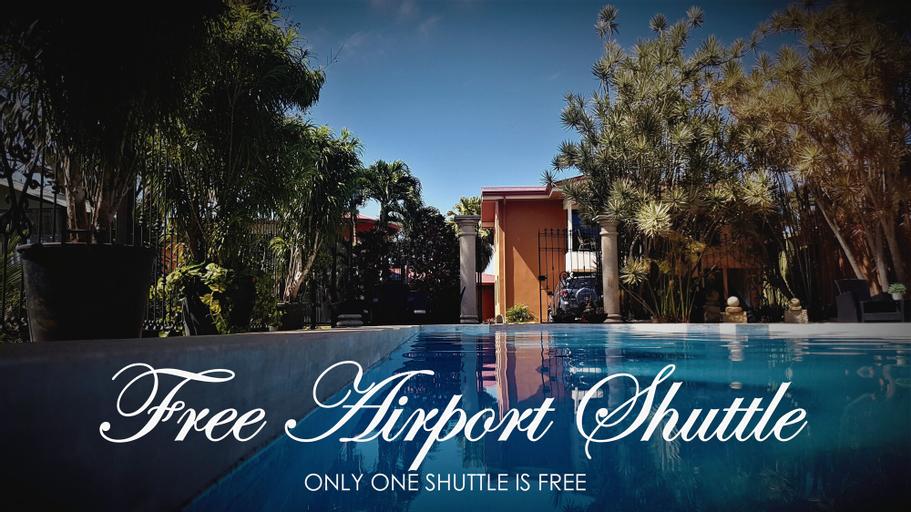 Hotel SUITES MERLYN AEROPUERTO, Santa Bárbara