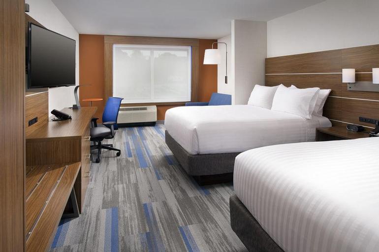 Holiday Inn Express & Suites Altoona, Blair