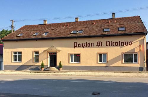 Penzion St. Nicolaus, Trebišov