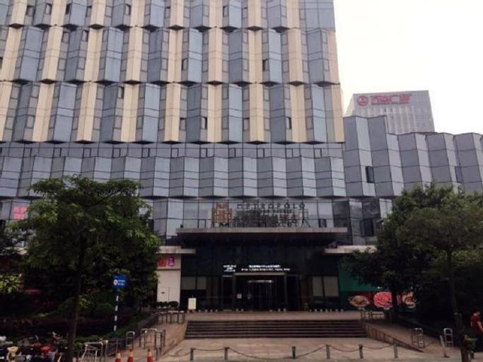 Metropolo, Fuzhou, Wanda Plaza-Cangshan, Fuzhou