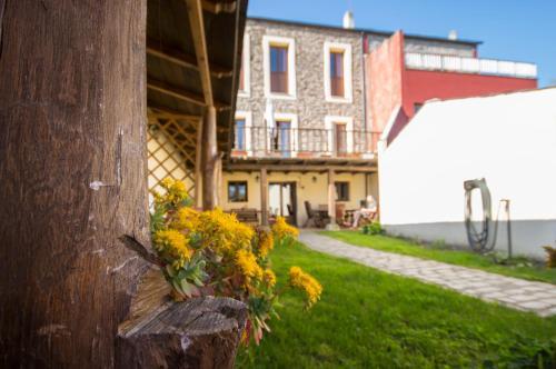 Albergue La Casona de Sarria, Lugo