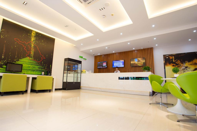 Vatica Suzhou Changshu Shimao Residence Hotel, Suzhou
