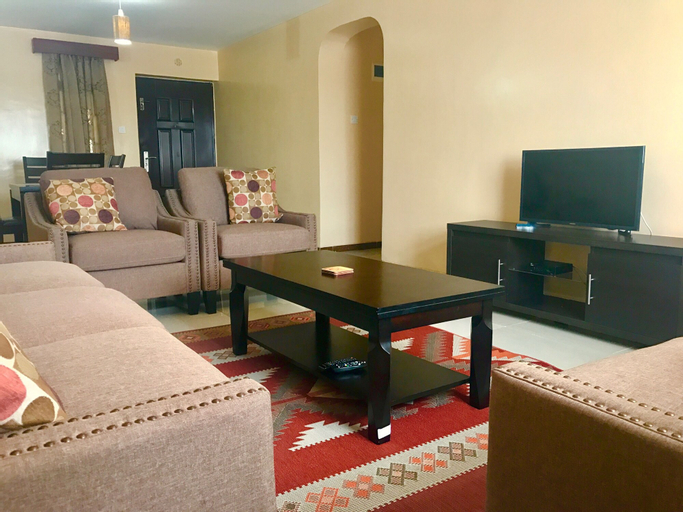 Milimani Serviced Apartments, Nakuru Town East