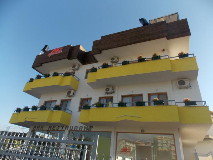 Agrume Inn Hotel, Sarandës