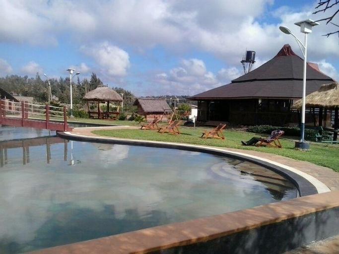 Oloolua Resort, Kajiado North