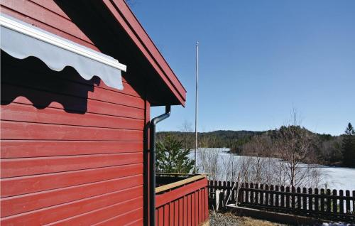 Four-Bedroom Holiday home Lyngdal with Sea View 02, Lyngdal