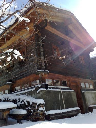 Romantischer Stadel im Wallis - Aletsch Skigebiet, Brig