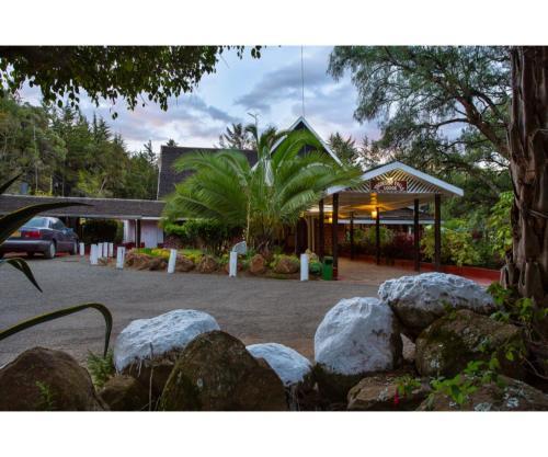 Thomson Falls Lodge, Laikipia West