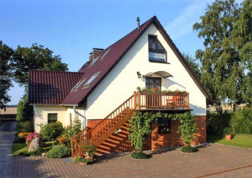 Ferienwohnungen im Altbauernhaus, Vorpommern-Rügen